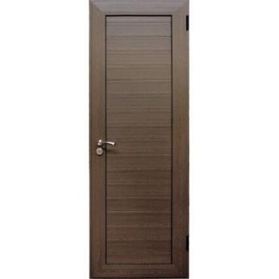 Алуминиева врата орех