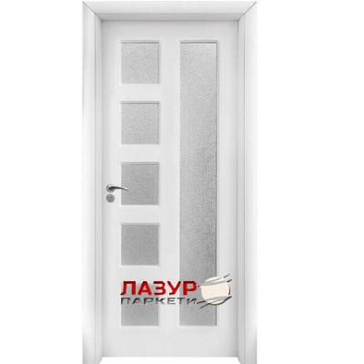 интериорна врата 048 бяла