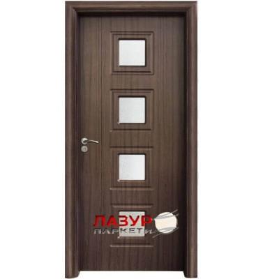интериорна врата 021 орех