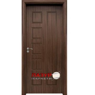 интериорна врата 048 P орех