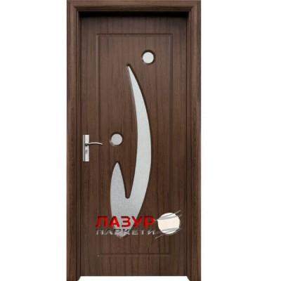 интериорна врата 070 орех