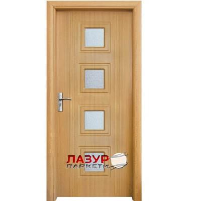 интериорна врата 021 светъл дъб