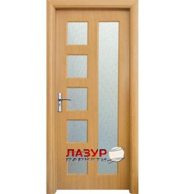 интериорна врата 048 светъл дъб