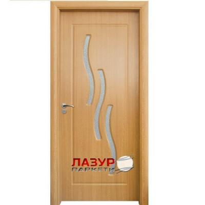 интериорна врата 014 светъл дъб