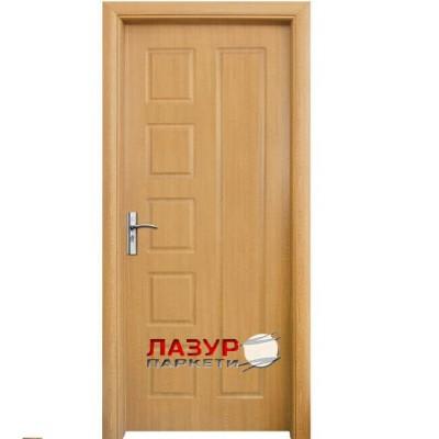 интериорна врата 048 P светъл дъб