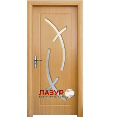 интериорна врата 056 светъл дъб