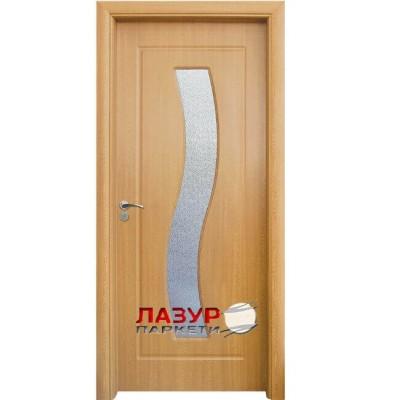 интериорна врата 066 светъл дъб