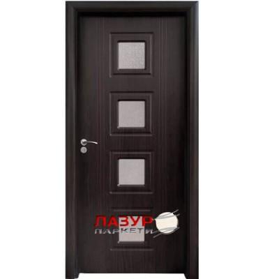 интериорна врата 021 венге