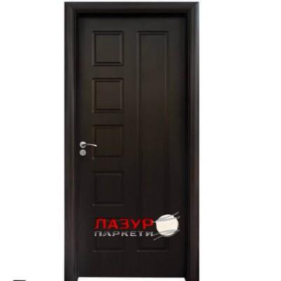 интериорна врата 048 P венге