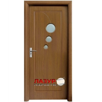 интериорна врата 017 златен дъб