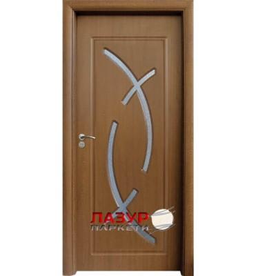 интериорна врата 056 златен дъб