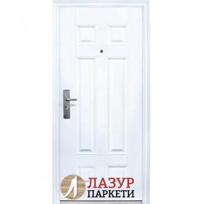 Блиндирана входна врата 666-W