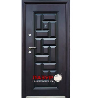 Блиндирана входна врата  602